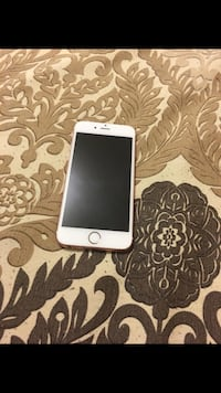 Silver iphone 6 with black case Vaughan, L4H 1Z5