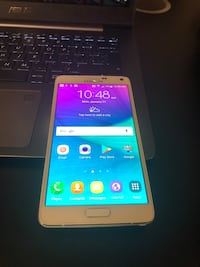 Samsung galaxy note 4  North Vancouver, V7N 3S6