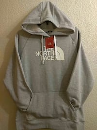 NORTH FACE HOODIE WOMEN'S SIZE XL