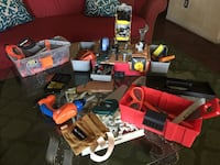 Kids toy tools and tool boxes Tulare, 93274