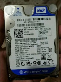 Western Digital Hard Disk 320 gb Emek Mahallesi, 34785