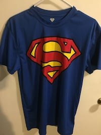 blue and red Superman crew-neck t-shirt Denver, 80209