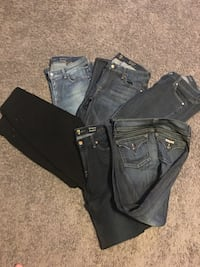 7 for all Mankind jeans ladies women's 29-32  Calgary, T2Z 0Z9