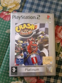 Gioco playstation2 crash Milan
