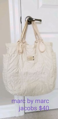 White tote- extra large Kitchener, N2E