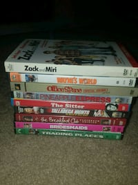 Comedy DVD Bundle (movies). All in good condition. Gaithersburg, 20879