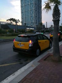 Taxi service Barcelona, 08005