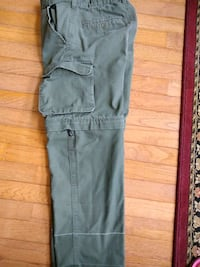 Boy scouts convertible pants. Y-10 Fairfax