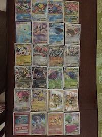 Pokemon trading card game collection null