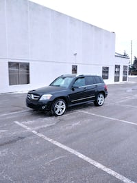 2011 Mercedes GLK 350 4Matic AWD / Navi + Back Cam Vaughan