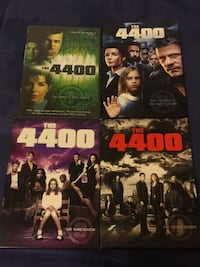 The 4400 full DVD set Takoma Park, 20912