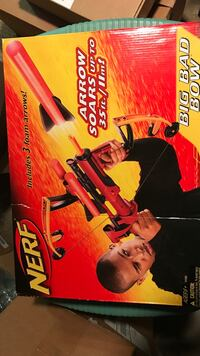 NERF BIG BAD BOW NEW IN BOX. NEVER USED 2008 Pilot Mountain, 27041
