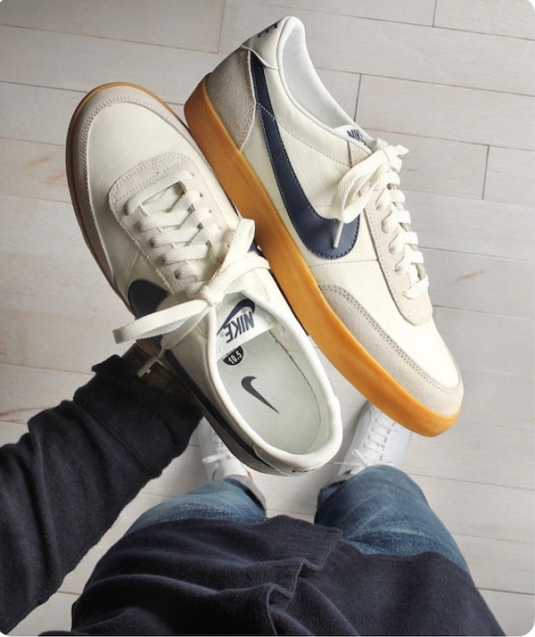 premium selection fedab 87967 NIKE FOR J.CREW KILLSHOT 2 SNEAKERS
