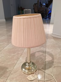 white and gray table lamp Richmond Hill, L4B 2Z9
