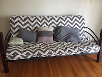 Queen size futon Louisville, 40204