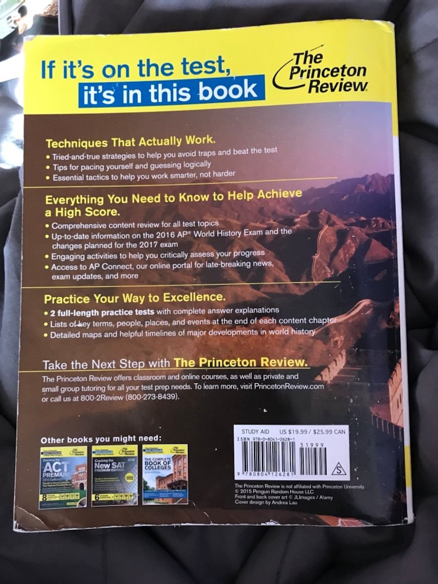 Used ap world history exam textbook in las vegas letgo used ap world history exam textbook in las vegas gumiabroncs Images