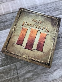 Age of Empires III: Collector's Edition (PC 2005) Lake Forest