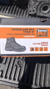 Never worn timberland pro size 12 Millersville, 21108