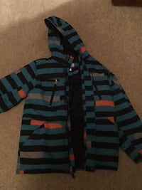 Size 10/12 Boys Columbia Winter Coat