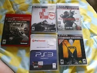 Ps3 games Warren, 44484