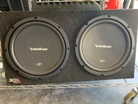 Box with 2 speakers Kissimmee, 34741