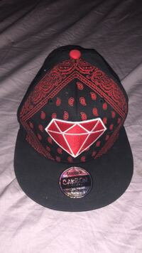 Red Diamond Hat Aptos Hills, 95076
