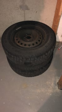 Two tires for Dodge Journey!!