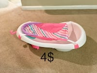 Baby's white and pink bath Norcross, 30093