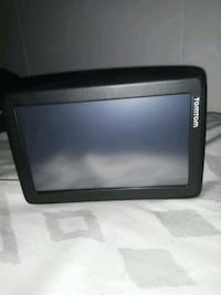 black Garmin Nuvi GPS navigator New London