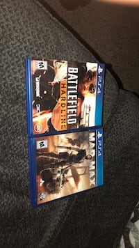 Battlefield hardline and mad max Omaha, 68117