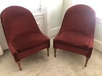 Antique Living Room Chairs Excellent Condition West Chester, 19382