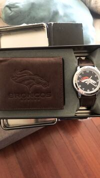 Bronco watch and wallet (brand new)  Santa Maria, 93458