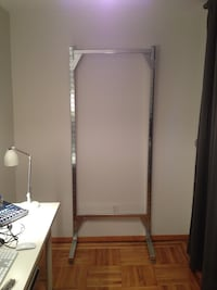 Ikea broder stainless steel clothes rack 3747 km