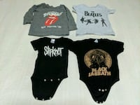 Rock Band Baby Clothes