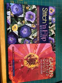 Quilted flowers books Marlborough, 01752