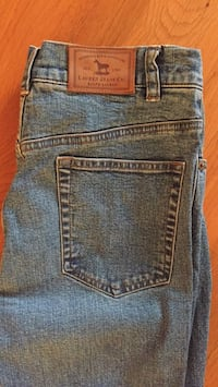 Blå lauren jeans co denimunderlag Kattem, 7082