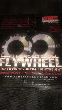 Ultra lightweight competition flywheel  Surrey, V3T 3N8