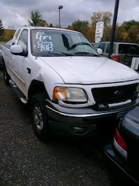 2002 Ford F-150 White Bear Lake