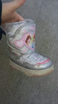 Toddler Princess Shoes size L9-10 Springfield, 22151