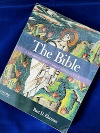 The Bible: A Historical and Literary Introduction Alexandria, 22304