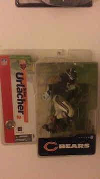 brian urlacher collectible Frederick, 21704