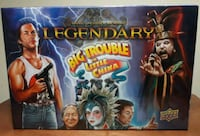 Big Trouble In Little China Card Board Game