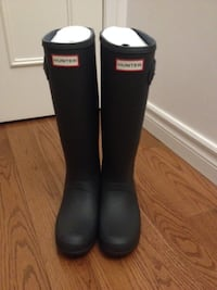 Hunter Original Tall Boots Size 6, $110 or Best Offer SCARBOROUGH