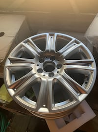 Brand New Mercedes Benz 17 x 8.5 Rim for 2012 E350 Bluetec WASHINGTON