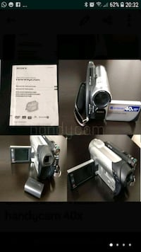 Camara de video Sony Handycam x40  Madrid, 28012