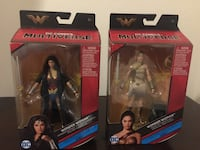 DC Multiverse Lot Of Two Wonder Woman Ares/ Diana of Themyscira NIB Goodyear, 85395