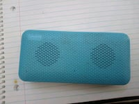 blue and black portable speaker Vancouver, V5R 3A3