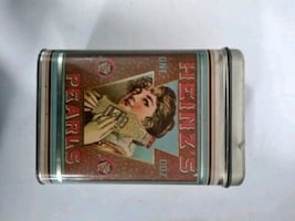 Vintage Antique Heinz Tin Can. Trades accepted.