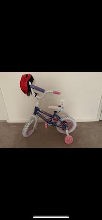 Huffy cycle with helmet for toddler Owings Mills, 21117