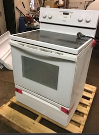white and black microwave oven London, N5V 4Y8